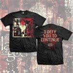 Lamb Of God I Defy You Black T-Shirt