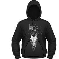 Lamb Of God Candle Light Hoodie With Zip