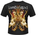 Lamb Of God Tangled Bones T-Shirt