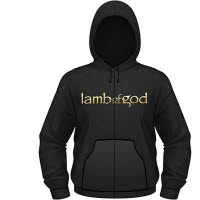 Lamb Of God Anime Hoodie With Zip