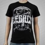 Legacy Crest Black T-Shirt