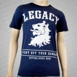 Legacy Royalty Navy T-Shirt