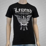 Legend Palehorse Black T-Shirt