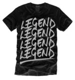 Legend Marker Black T-Shirt