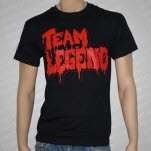 Legend Team Legend Black T-Shirt