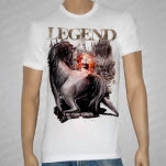 Legend The Pale Horse White T-Shirt