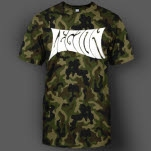 Legion Stoney Logo Camo T-Shirt