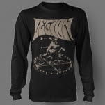 Legion Weed Devil Black Long Sleeve Shirt