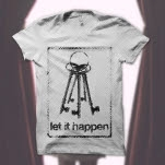 Let It Happen Keys White T-Shirt