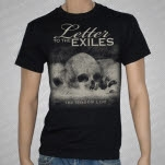 Letter To The Exiles The Shadow Line Black T-Shirt
