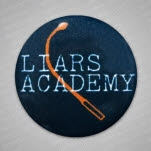 official Liars Academy Match Pin
