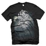 Like Moths To Flames Album Cover Black T-Shirt