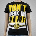 Like Moths To Flames Dont Speak Black T-Shirt