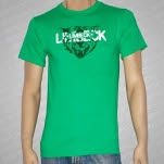 Limbeck Tiger Green T-Shirt