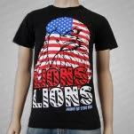 Lions Lions Eagle Black T-Shirt