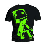 Little Big Planet Sack Boy Green T-Shirt