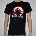 Logan Square Enforcer Black T-Shirt