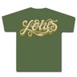 Lotus Tattoo Carnival Logo T-Shirt