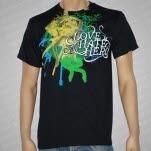 LoveHateHero Lies Black T-Shirt