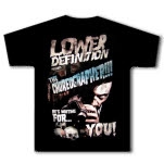 Lower Definition Choreographer Black T-Shirt