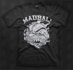 Madball Logo Black T-Shirt