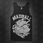 Madball Logo Black Tank Top
