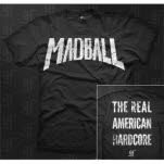 Madball The Real American Hardcore Black T-Shirt