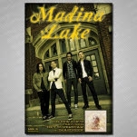 Madina Lake World War III Poster