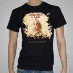 Madina Lake World War III Black T-Shirt