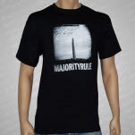 Majority Rule Monument Black T-Shirt