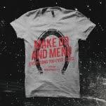 Make Do  Mend Lucky Heather Grey T-Shirt