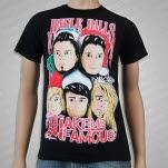 Make Me Famous Jingle Balls Black T-Shirt