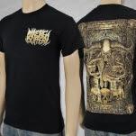 Make Them Suffer Kneel Down Black T-Shirt