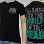 Make Them Suffer World Of The Dead Black T-Shirt