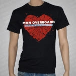 Man Overboard Girls Like You Black T-Shirt