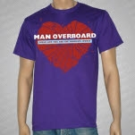 Man Overboard Girls Like You Purple T-Shirt