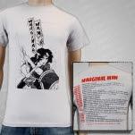 Marginal Man Samurai Silver T-Shirt