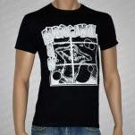 Marginal Man White Print on Black T-Shirt