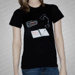 Maria Taylor Notebook Girls T-Shirt