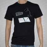 Maria Taylor Notebook T-Shirt