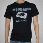 Mark Lind The Truth Can Be Brutal Black T-Shirt