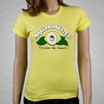 Mary Prankster Lemonade Fine Jersey Girls Girls T-Shirt