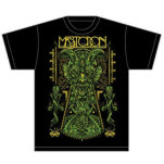 Mastodon Devil on Black T-Shirt