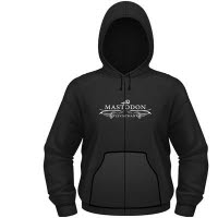 Mastodon Leviathan Logo Hoodie With Zip