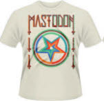 Mastodon Colour Theory T-Shirt