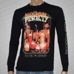 Maximum Penalty Life and Times TOUR Black Long Sleeve Shirt