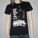 Maximum Penalty Lower East Side Black Girls T-Shirt