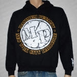 Maximum Penalty MP Manhole Black Pullover