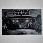 Mayday Parade Band Photo Poster