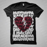 Mayday Parade Broken Heart Black T-Shirt
